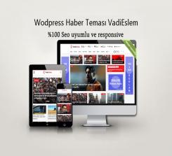 WordPress Haber Teması - Eslem